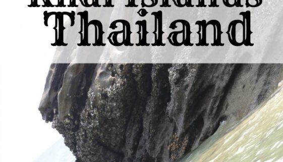 Visit the Khai Islands Thailand