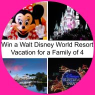 Disney Vacation Giveaway! + Our Best Tips for Going To Disney World