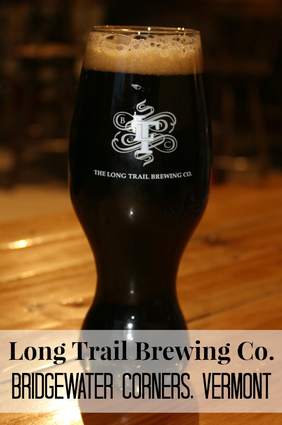 Long Trail Brewing Company in Bridgewater Corners Vermont