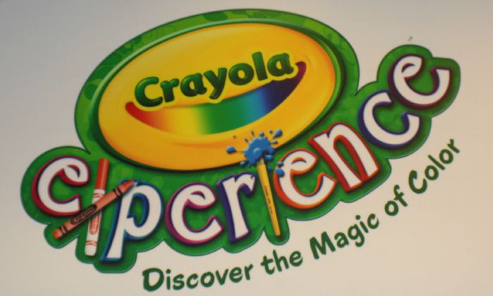Crayola Experience Discover the magic of color at the Crayola Factory