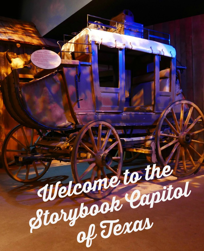 Welcome to the Storybook Capitol of Texas located in Abilene