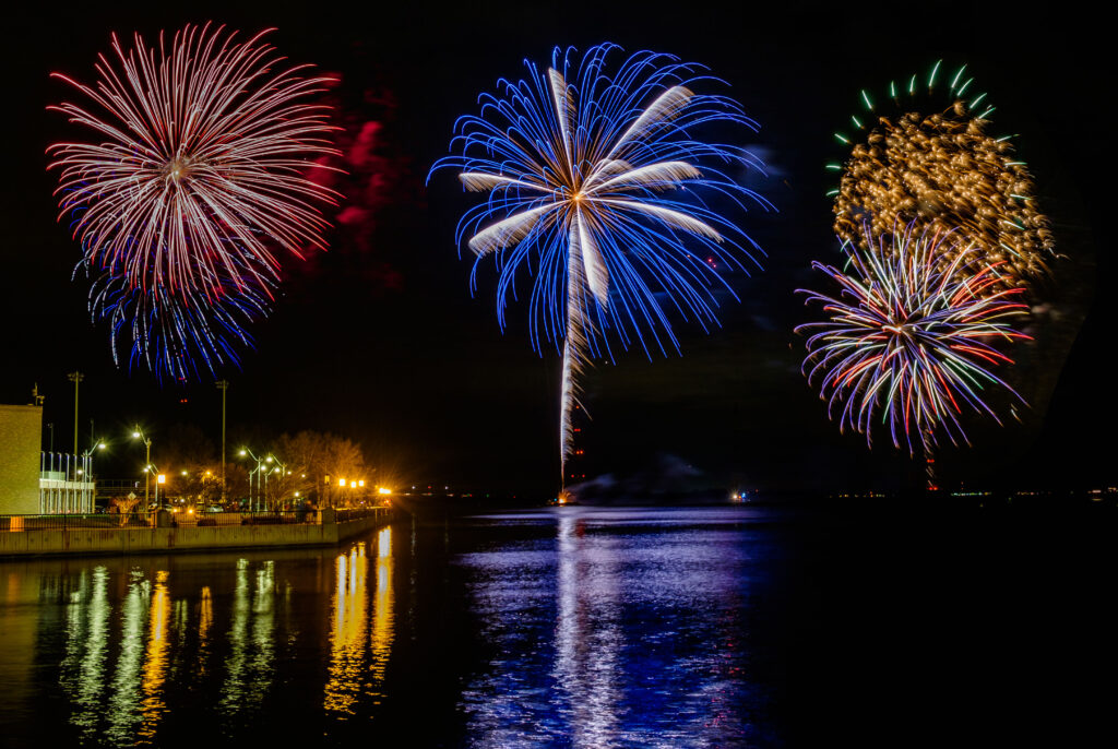 Enjoy the City of Annapolis New Year's Eve Celebration with music, dancing, loads of activities for the kids and fireworks!