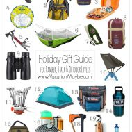 Outdoorsman Holiday Gift Guide!
