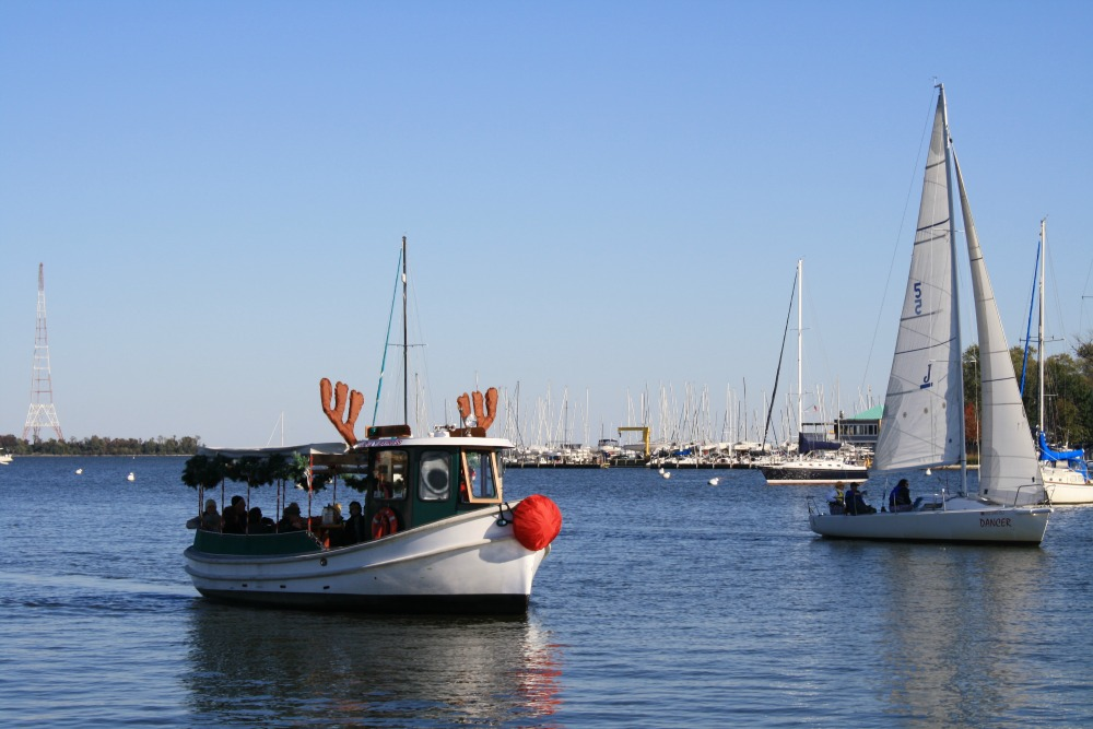 The Jolly Express Cruise is one of the many seasonal events in Annapolis