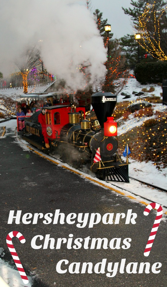 Hersheypark Christmas Candylane is a a great way to celebrate the holiday season with your family