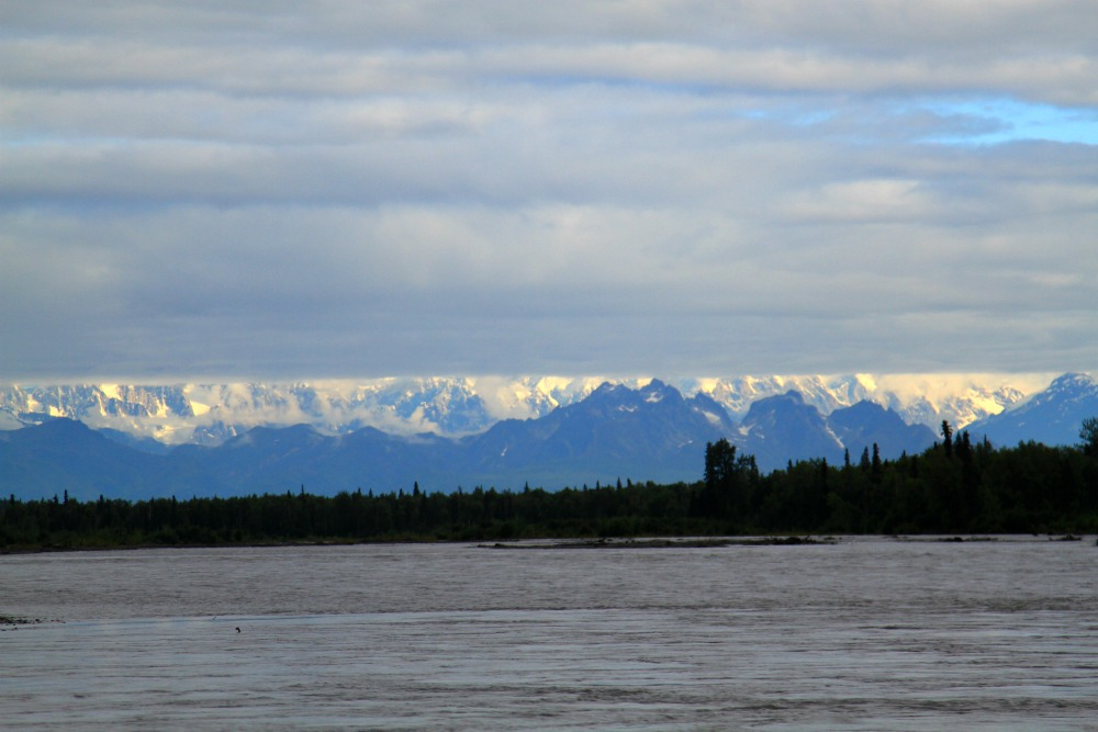 The beauty of Alaska is simply amazing