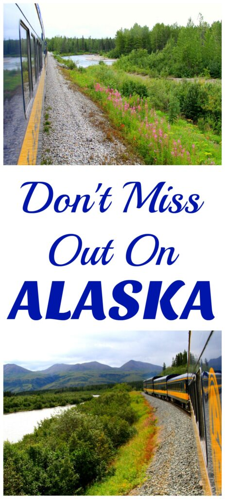 Don't miss out on Alaska. There are beautiful landscapes galore. Adventures abound and the wildlife is stunning. Don't fogert the Northern Lights. Alaska is closer than you think. Start planning your trip today.