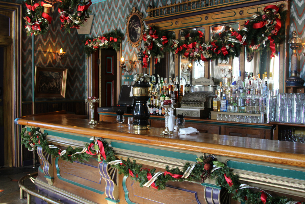Alois is another restaurant at Bube's Brewery and is located in the original Victorian hotel portion of the tavern