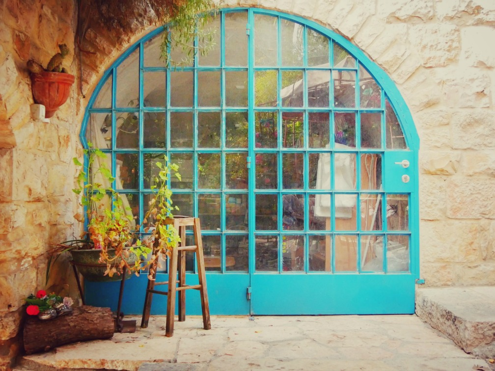 Open the door to experience beautiful paradoxical Jerusalem