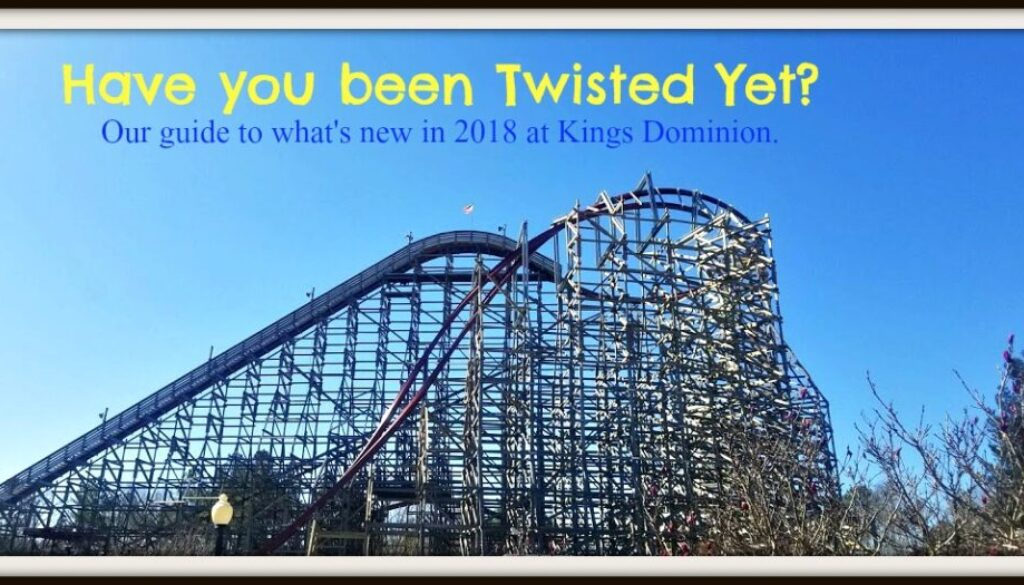 What's new at Kings Dominion 2018