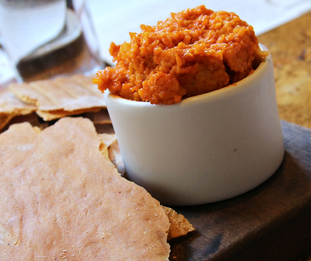 Aged Pimento cheese dip from Central