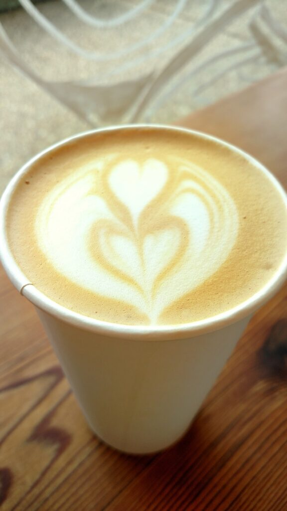 Start your day with a cup of joe from Prevail Union Cafe