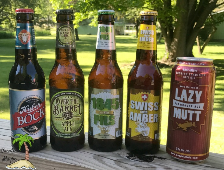 The Minhas Craft Brewery Tour is an amazing place to stop in Monroe, Wisconsin! Check out the craft beer, hard soda, and kid-friendly sodas!
