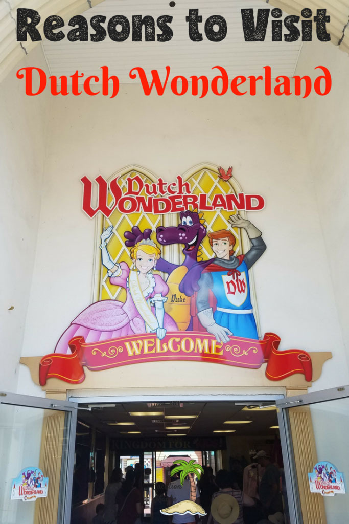 Dutch Wonderland is a world of fun as the Kid's Kingdom in Lancaster, Pennsylvania. Check out our experience and learn more about this fun amusement park!
