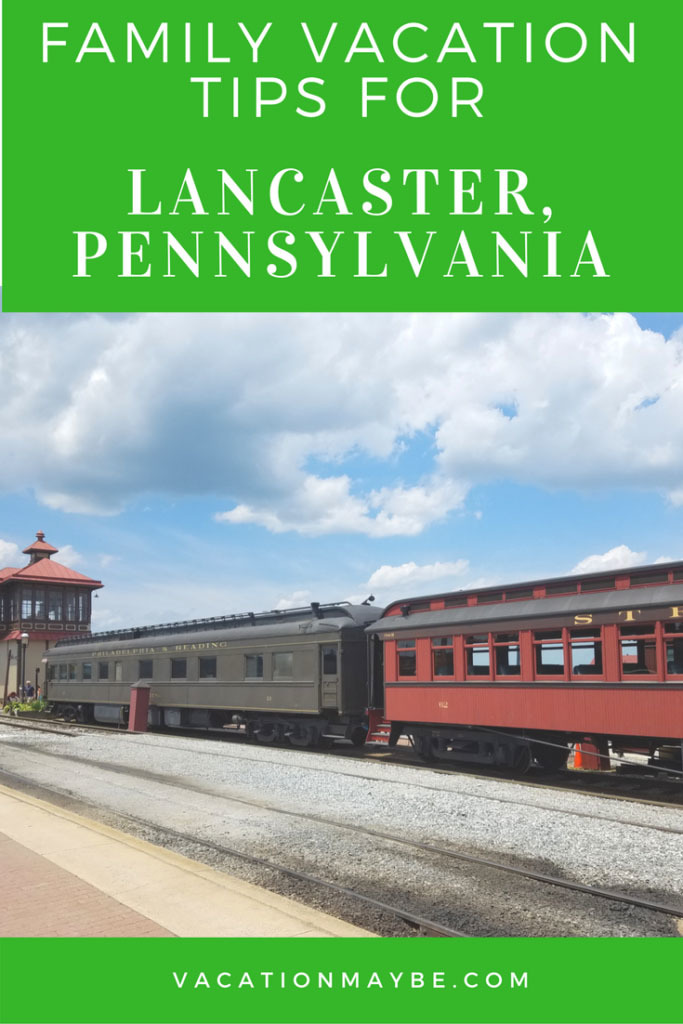 Don't miss our Family Friendly Vacation Tips for Lancaster, Pennsylvania! These tips are just what you need to make your trip amazing!