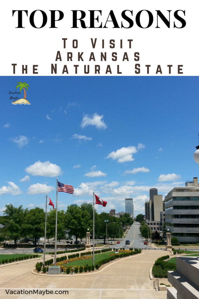 Arkansas is a gorgeous destination that your entire family will love! Check out our list of 101 Reasons to visit the Natural State!