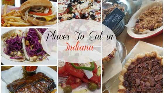 places to eat in Indiana