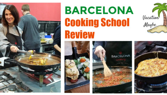 barcelona cooking school review