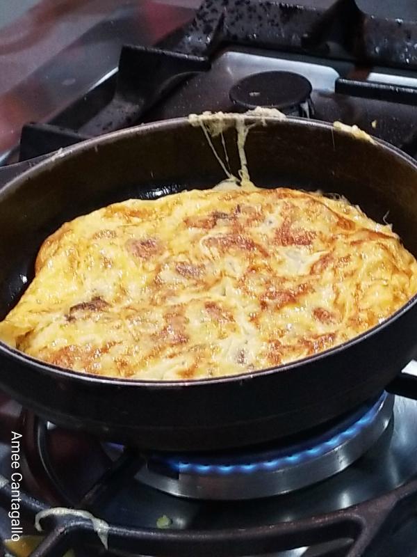 Spanish Omelet Tortilla Espanola
