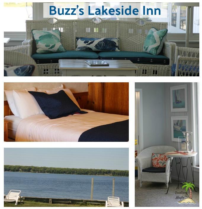 Buzz's Lakeside Inn in Whitehall, MI Review