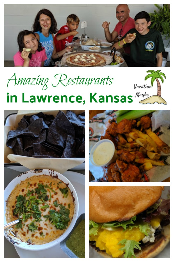 Lawrence, Kansas surprised me with amazing food that I will never forget. See the amazing restaurants in Lawrence, KS that we ate at.