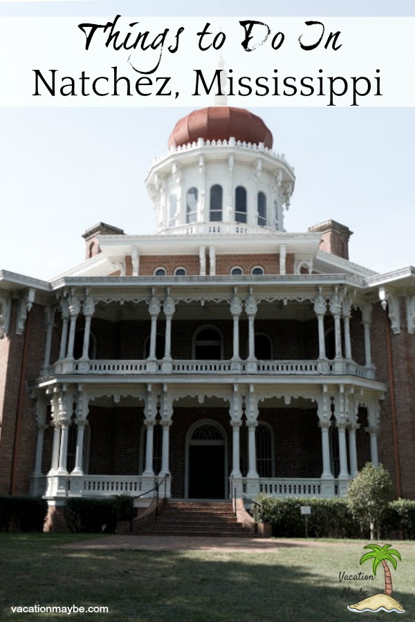 Check out the charming city of Natchez. See the things we did in Natchez, Mississippi