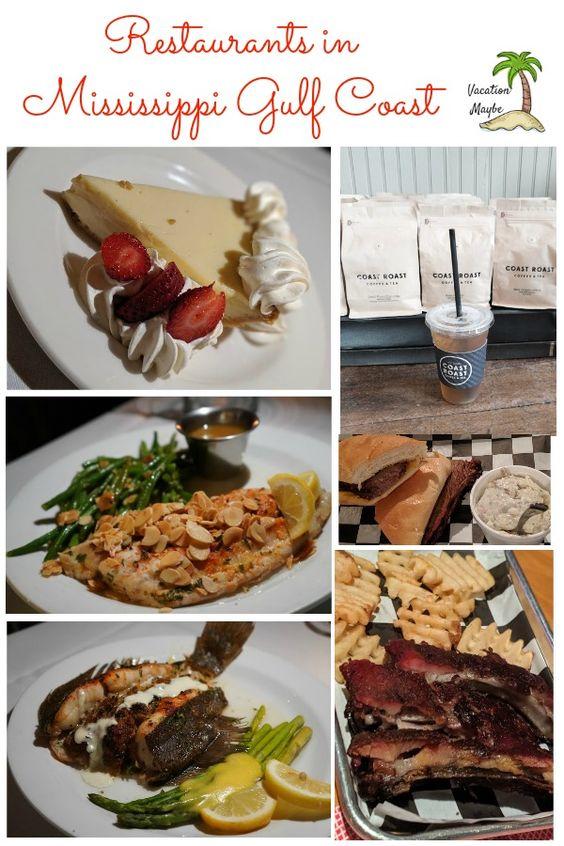 Restaurants in Mississippi Gulf Coast