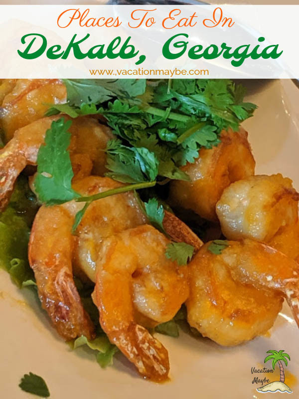 See where we ate this delicious shrimp dish. Check out the Delicious Places To Eat in Dekalb County GA